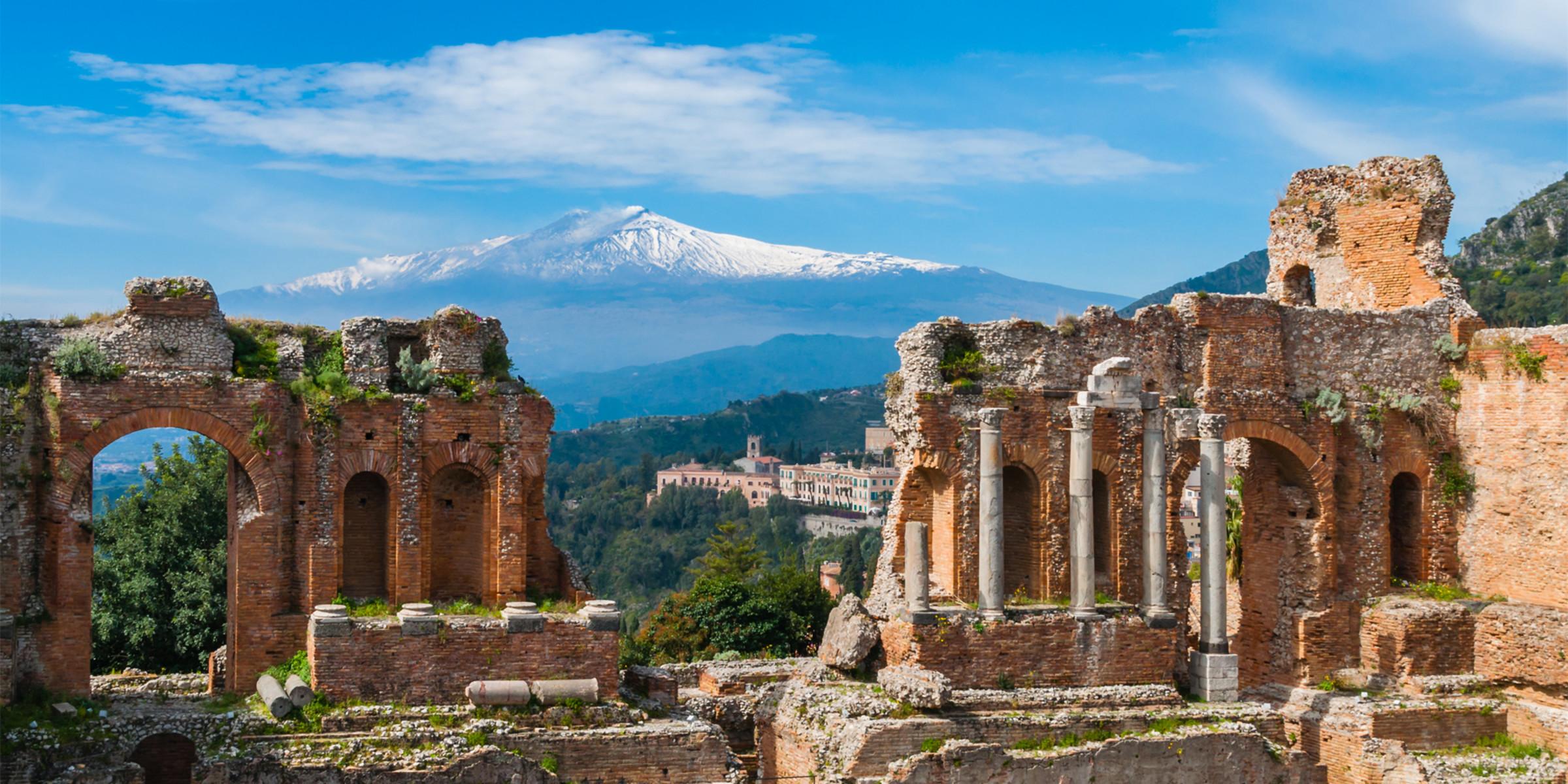Est de la Sicile