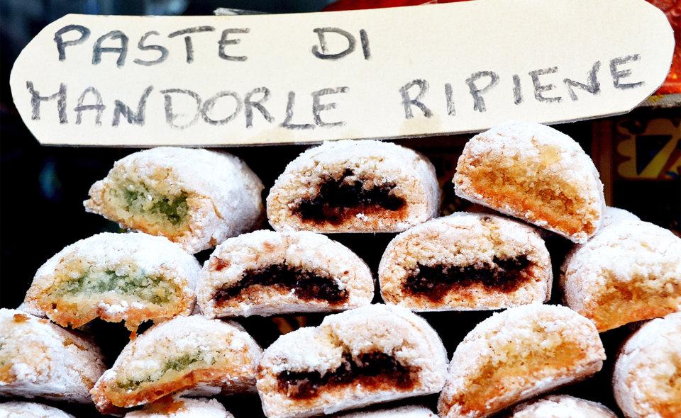 Pâtisseries siciliennes