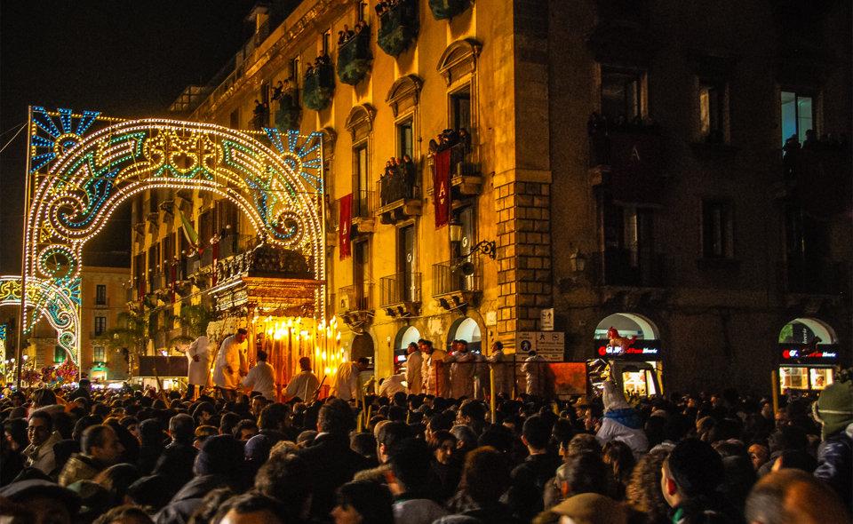 Sant'Agata - February