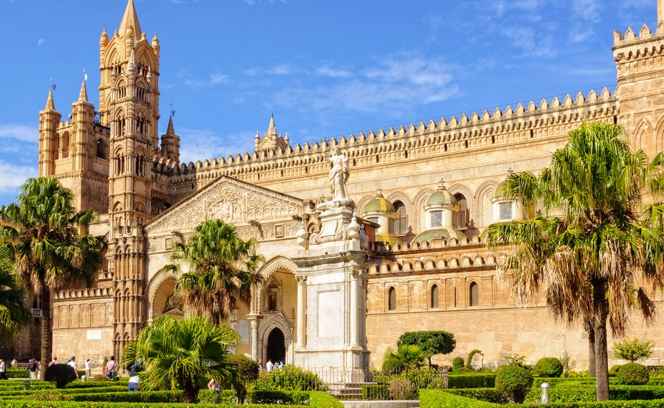 Cathédrale de Palerme
