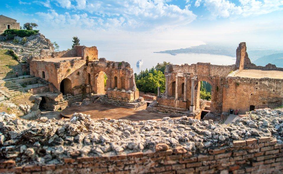 Théâtre de Taormina