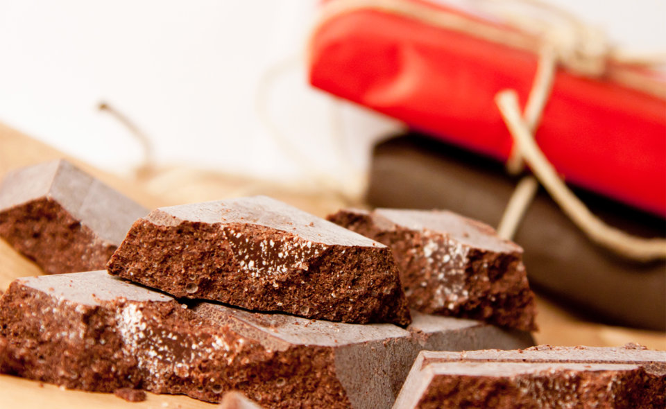 Chocolate in Modica