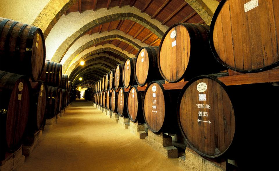 Wine in Marsala