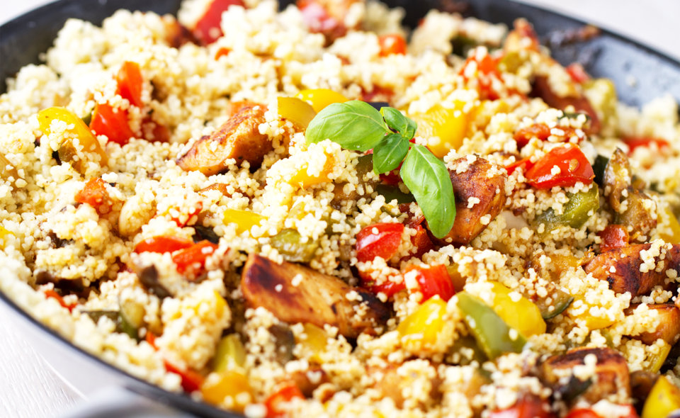Cous Cous in San Vito