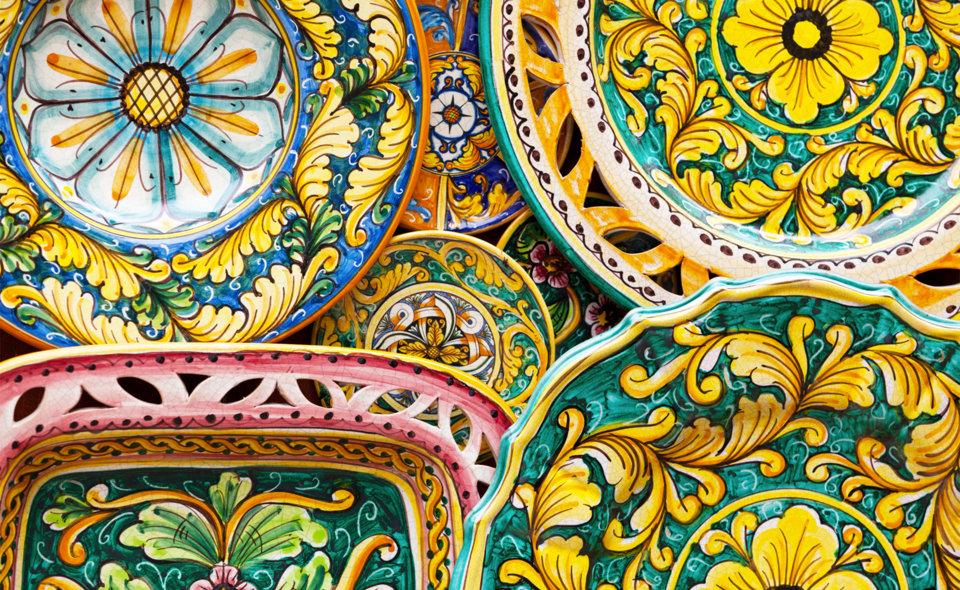 Céramiques de Caltagirone