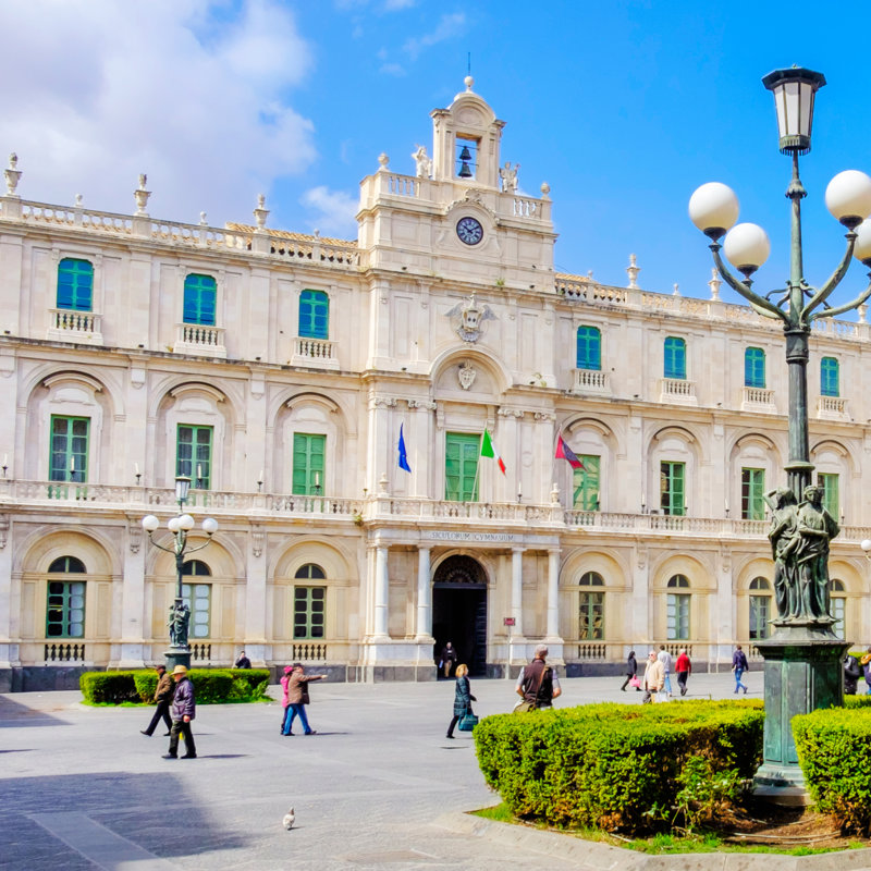 First University in Sicily