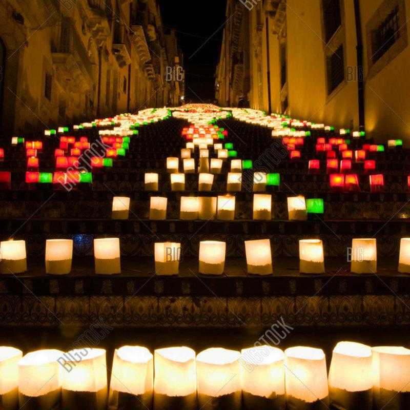 Illuminata di Caltagirone