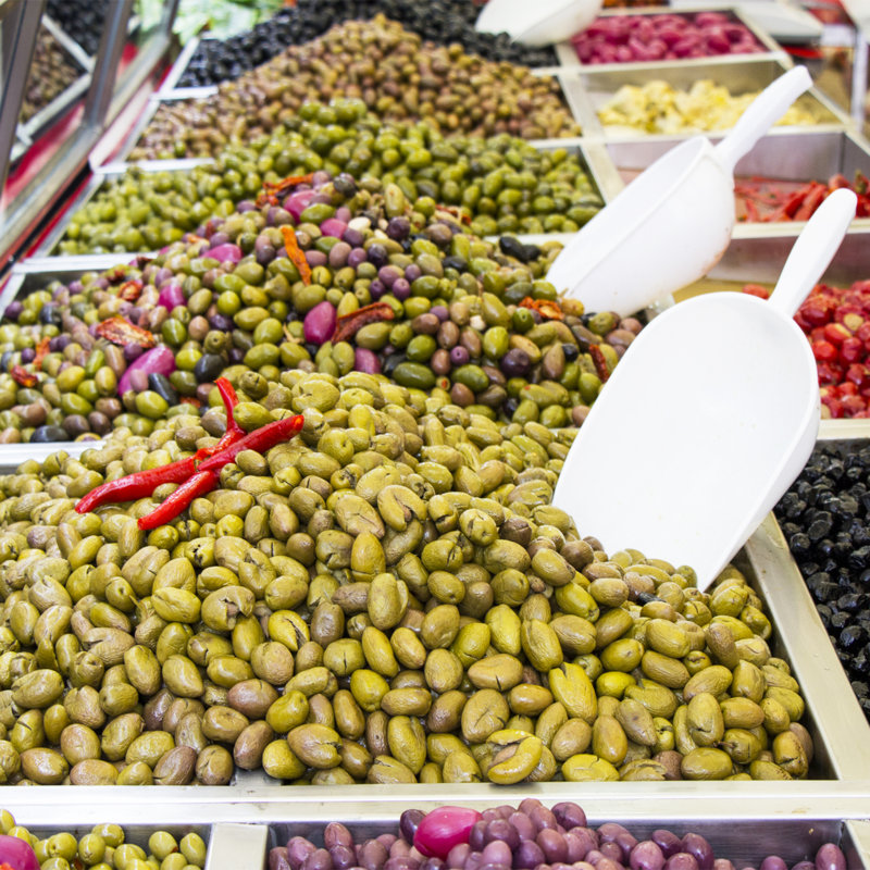 Food Market, Siracusa