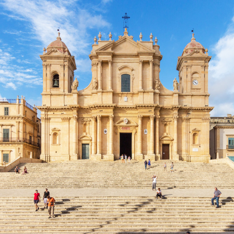 Cathédrale de Noto