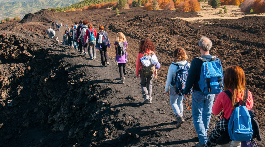 Day Trip to Mount Etna