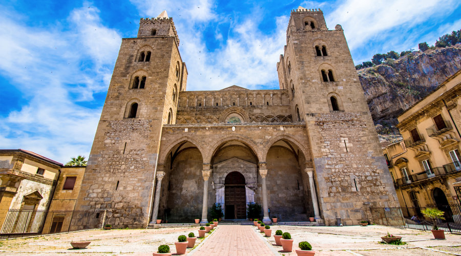 Cathédrale de Cefalù