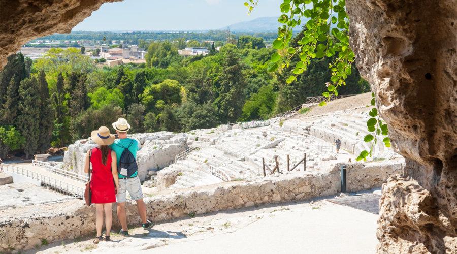 Parc archéologique de Syracuse