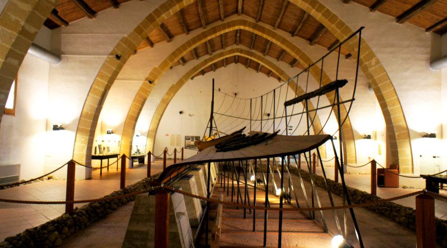 Baglio Anselmi Archaeology Museum