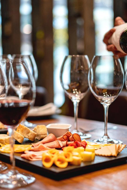 Weinverkostung in Südwestsizilien