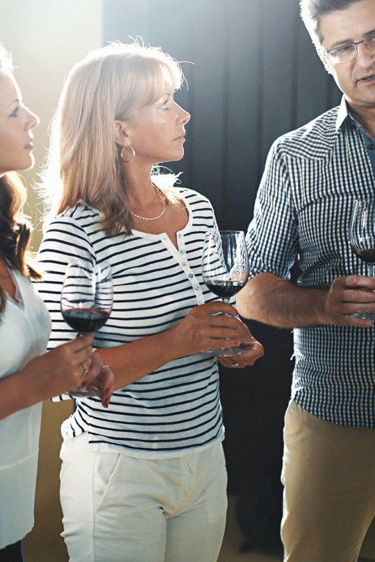 Weinverkostung in Westsizilien