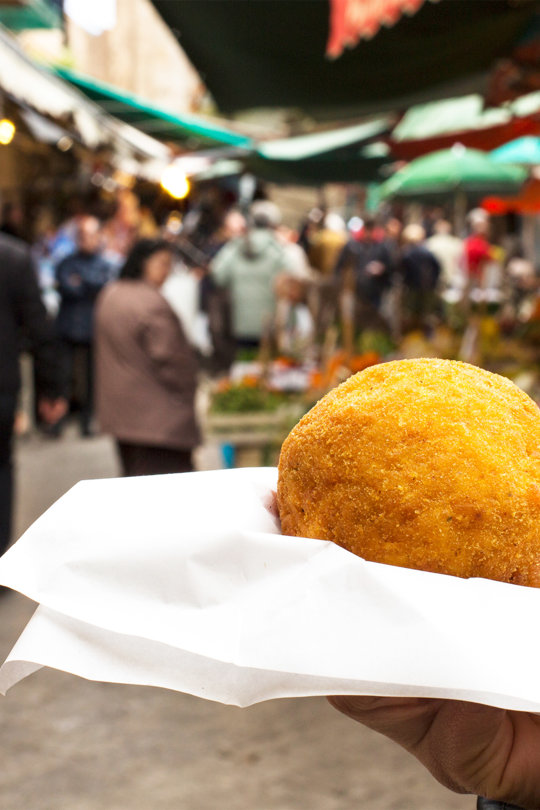 Street-Food-Tour von Palermo